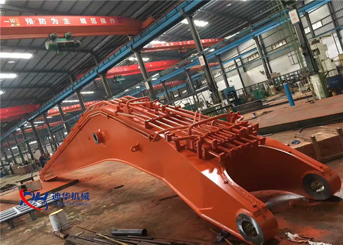 High Performance Excavator Rock Ripper Arm Booms For Hitachi EX330 EX250