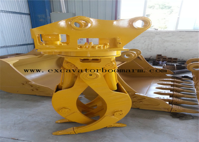 CAT / PC / SK / EX Excavator Rotating Grapple Mini Digger Log Grab High Durability